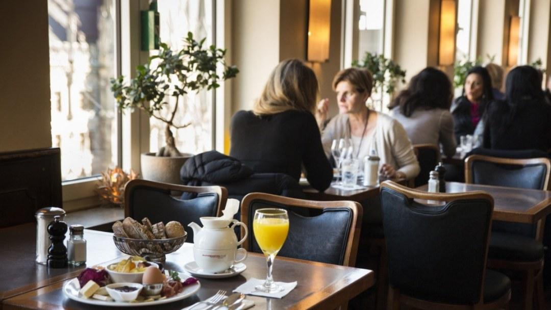 Cafe Glockenspiel Munich Ruby Mag